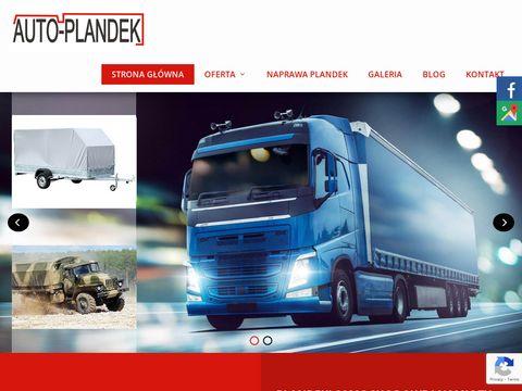 Auto-plandek.pl namioty