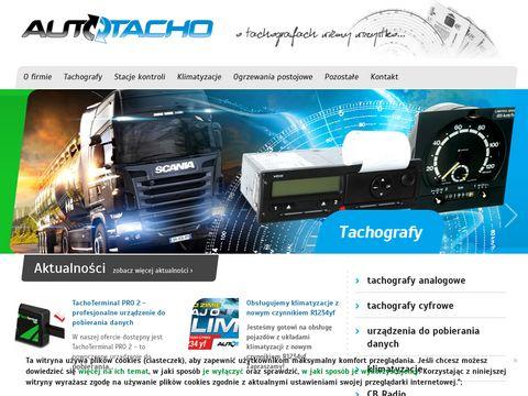 Auto-Tacho anteny cb mazowieckie