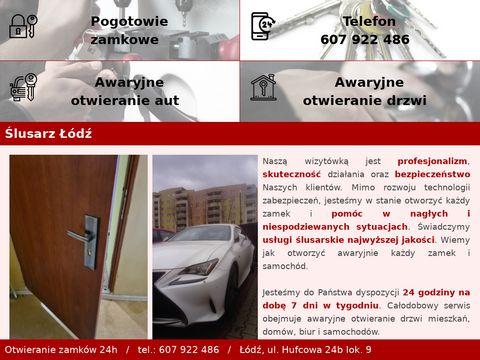 Awaryjne-otwieranie-lodz.pl pogotowie