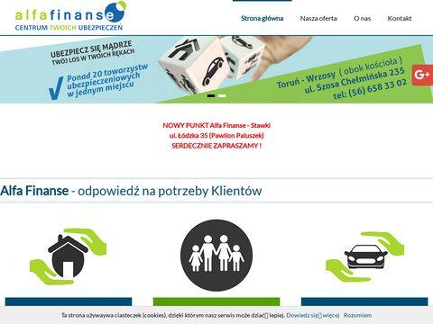Alfafinanse.pl