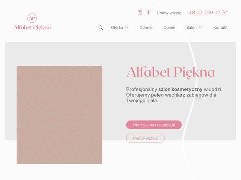 Alfabet Piękna - salon kosmetyczny