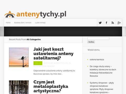 Antenytychy.pl serwis anten