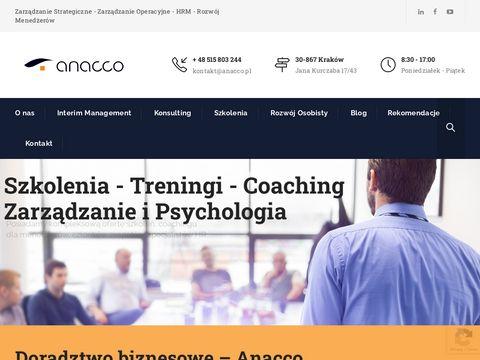 Premiowanie pracowników - Anacco.pl