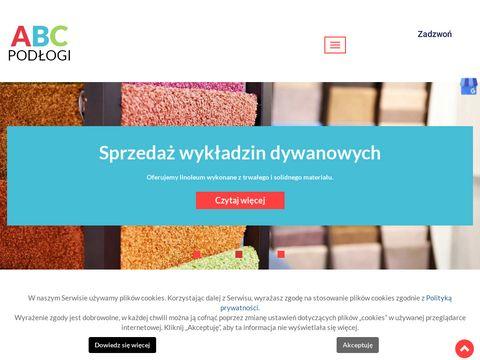 Abc Podłogi montaż wykładzin pcv