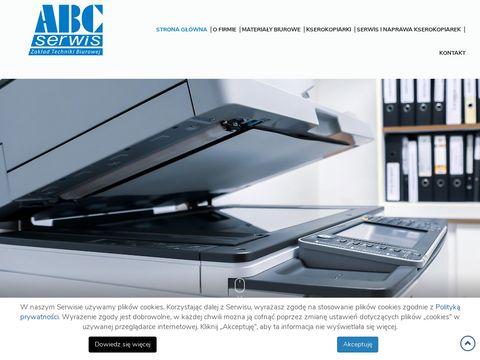 Abcserwis.eu materiały biurowe