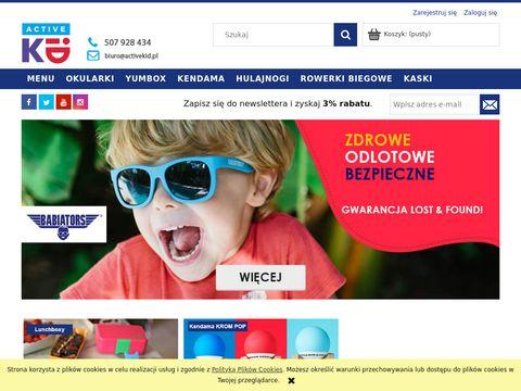 Activekid.pl - sklep dla dzieci