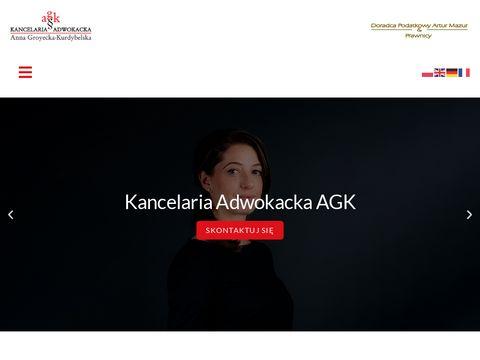 Adwokatagk.pl - Katowice