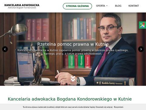 Adwokatkondorowski.pl
