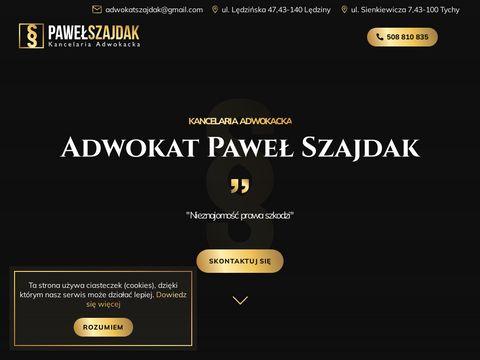 Kancelaria adwokacka Paweł Szajdak