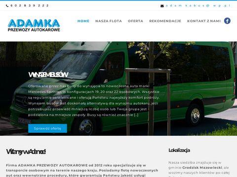 Adamkabus.pl
