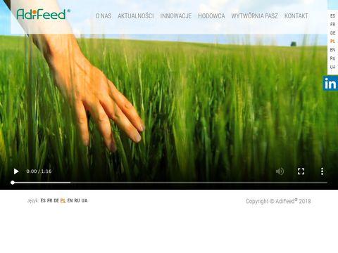 Adifeed.pl preparaty fitogeniczne