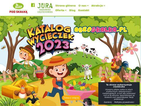 Agroskalka.pl agroturystyka