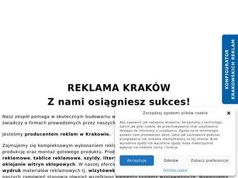 Agencja reklamowa Kraków LedArt