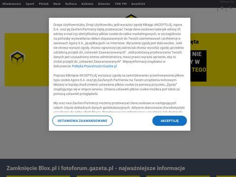 Blog Agnieszki Odorowicz