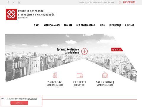 Grupacdf domy na sprzedaż Olsztyn