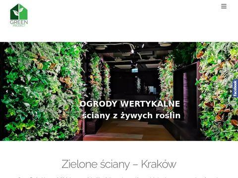 Greenproject.com.pl aranżacje