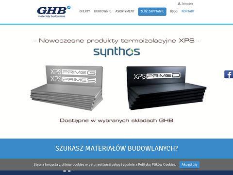 Ghb.pl - hurtownie budowlane