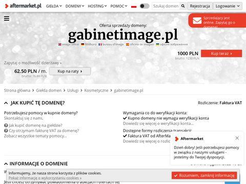 Gabinetimage.pl zabiegi