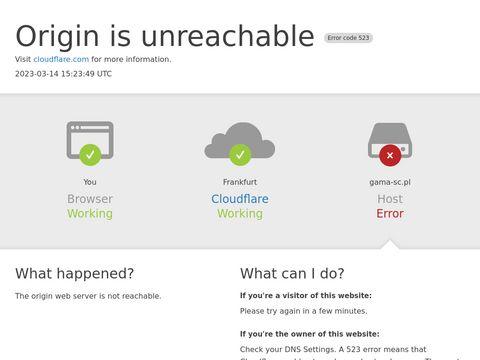 Gama mocowania do szkła Gdynia