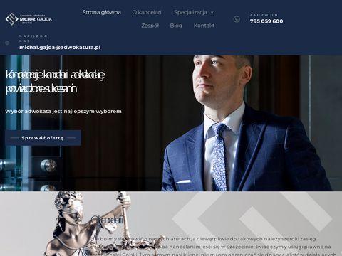Gajda-adwokat.pl sprawy rozwodowe