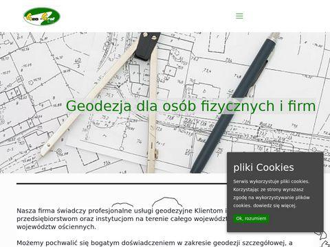 Biuro geodezji Geo-Graf