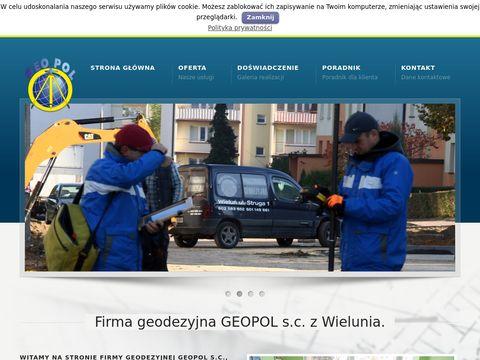 Geodezja Wieluń