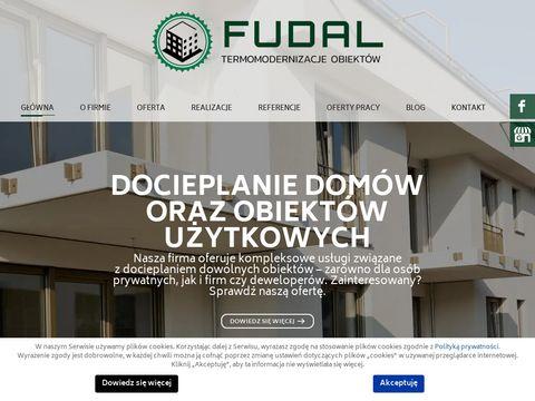 Fudal.eu docieplenia Myślenice
