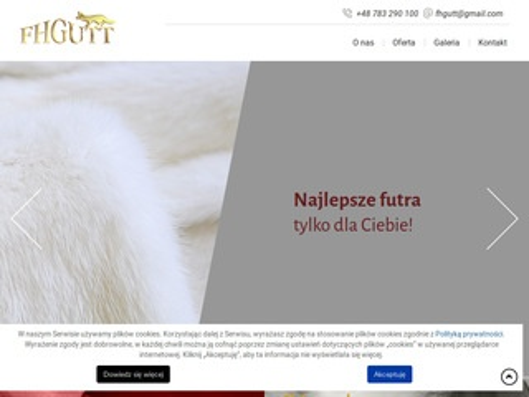 Fhgutt.com kołnierze z jenota