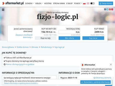 Fizjo-logic.pl rehabiltacja
