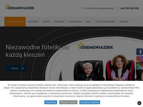 Foteliki.szczecin.pl fotelik