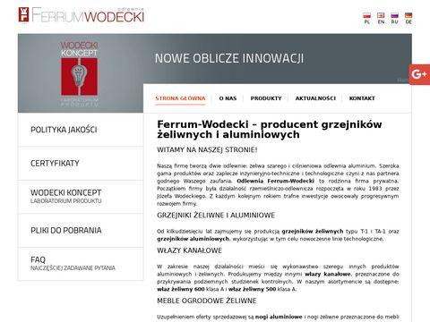 Ferrumwodecki.pl