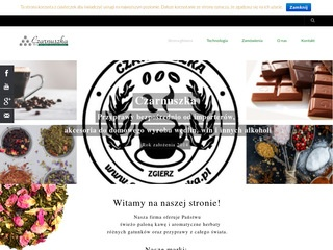 E-czarnuszka.pl sklep z kawą