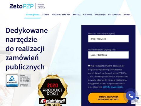 Ezamowienia.com elektronizacja