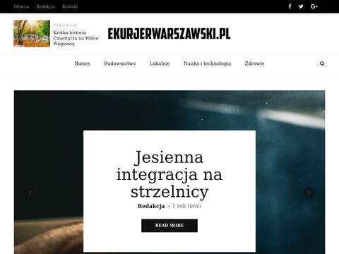 Ekurjerwarszawski.pl finanse