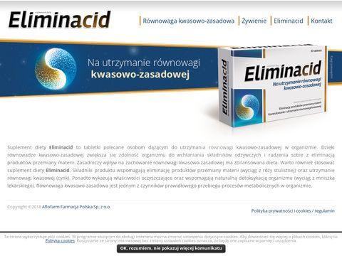 Tabletki Eliminacid