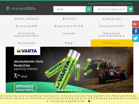 Energia2000.pl prostownik