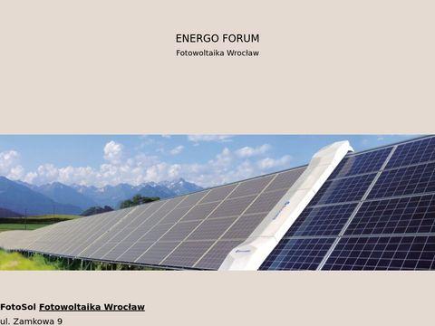 Domy energooszczędne - Energoforum
