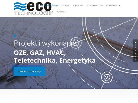 Projekty instalacji sanitarnych