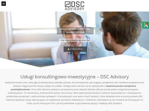 Dsc-advisory.pl wycena spółki