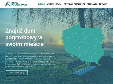 Domypogrzebowe.org portal
