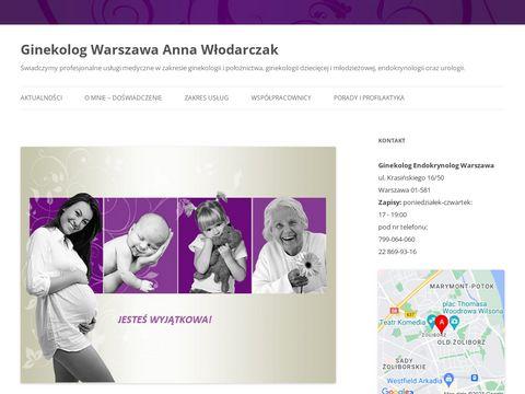 Doktor.waw.pl ginekolog