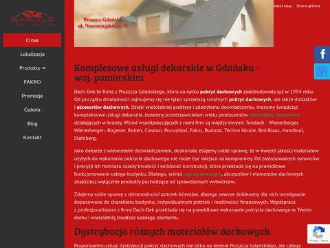 Dachdek.com.pl