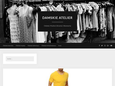 Odzież damska - Atelier