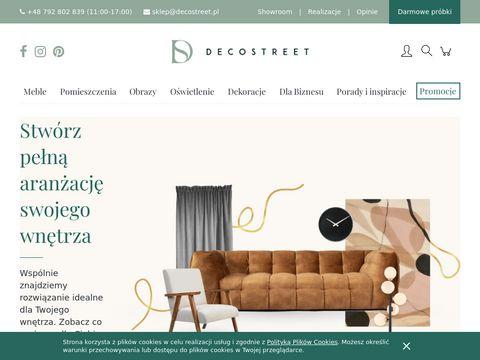 Decostreet.pl - styl glamour