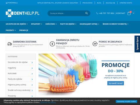 Denthelp.pl - sklep internetowy