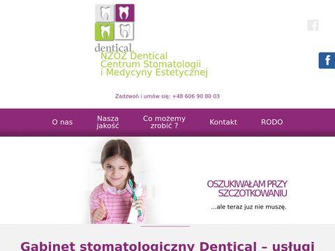 Dentical dentysta Kalisz