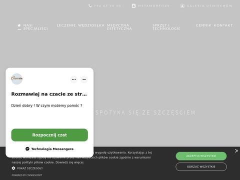 Gabinet stomatologiczny Dentalove