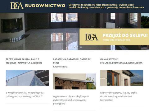 Dgabudownictwo.pl parapety