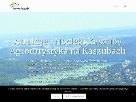 Koronakaszub.com.pl agroturystyka