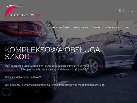 Kolizja.pl samochód zastępczy z OC